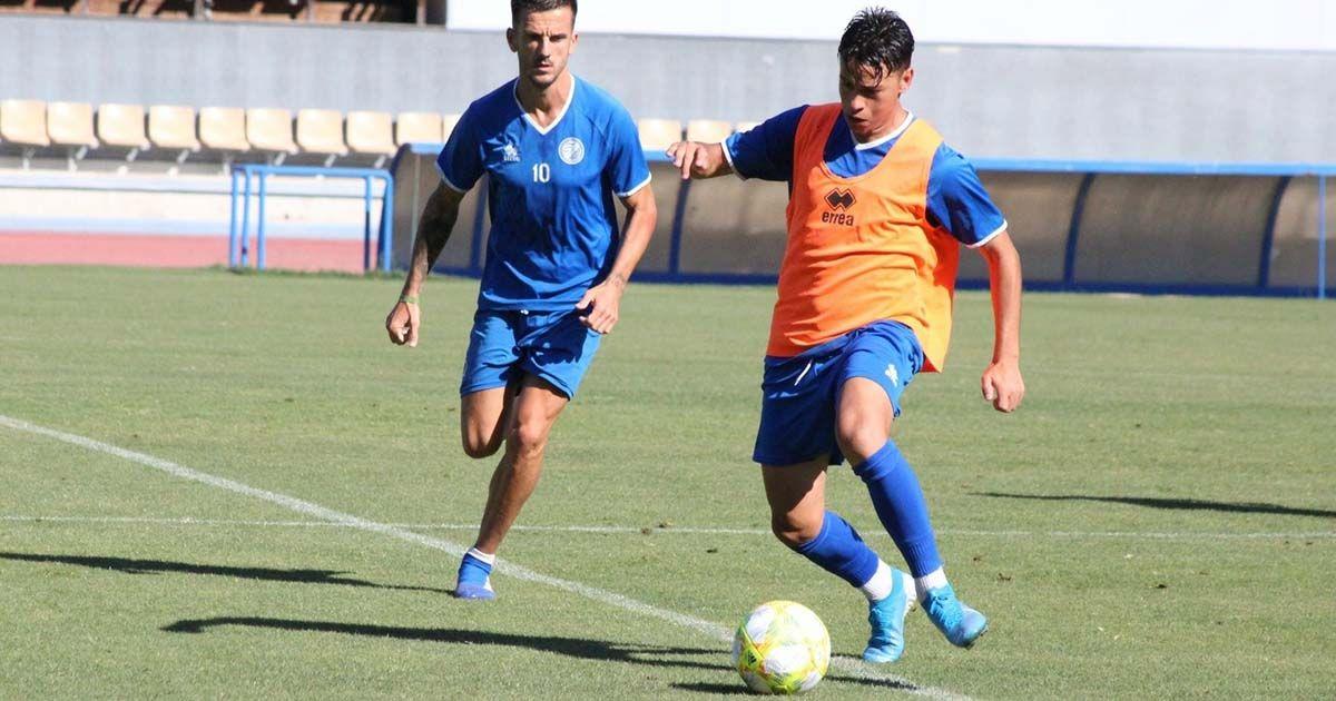 Javi Valenzuela Xerez Deportivo FC