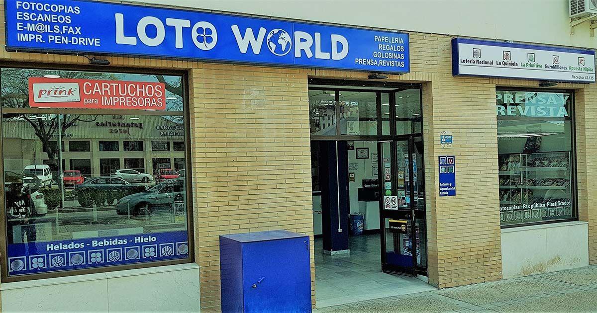 Loto World Jerez bONOLOTO