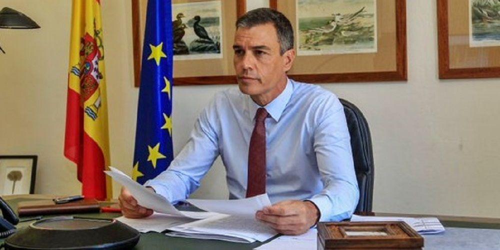 Pedro Sánchez acusa a los ciudadanos de relajarse ante el Coronavirus