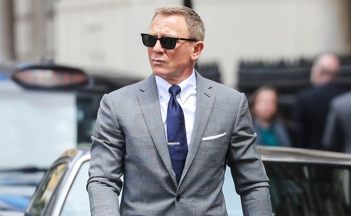 007, agente, trailer, no time to die, James Bond, Daniel Craig