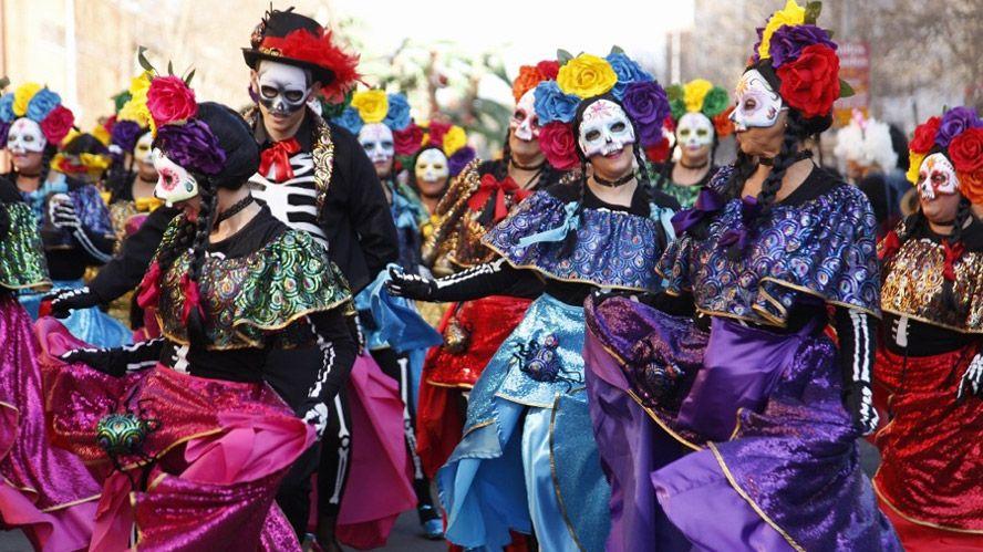 carnavales Isla Cristina