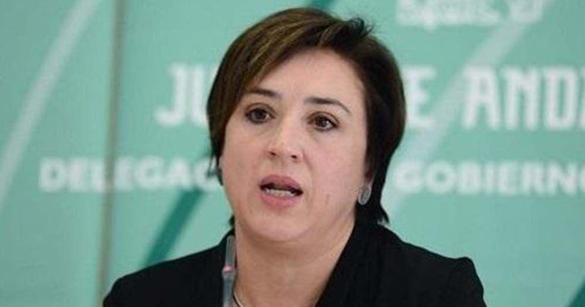 Delegada del Gobierno de Andalucía