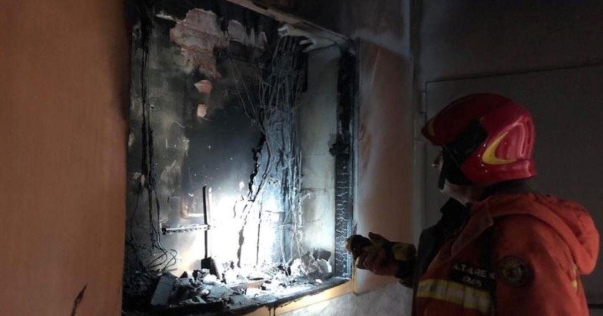incendio Sevilla