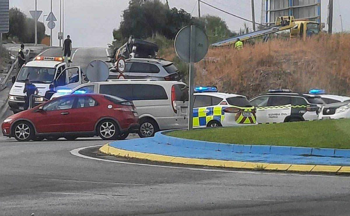 Herido Grave un Policía Nacional en Algeciras al ser embestido por narcotraficantes