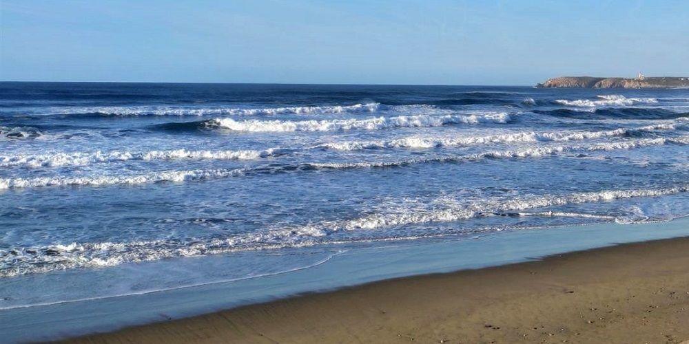 Aviso amarillo por oleaje en la costa de la provincia de Cádiz