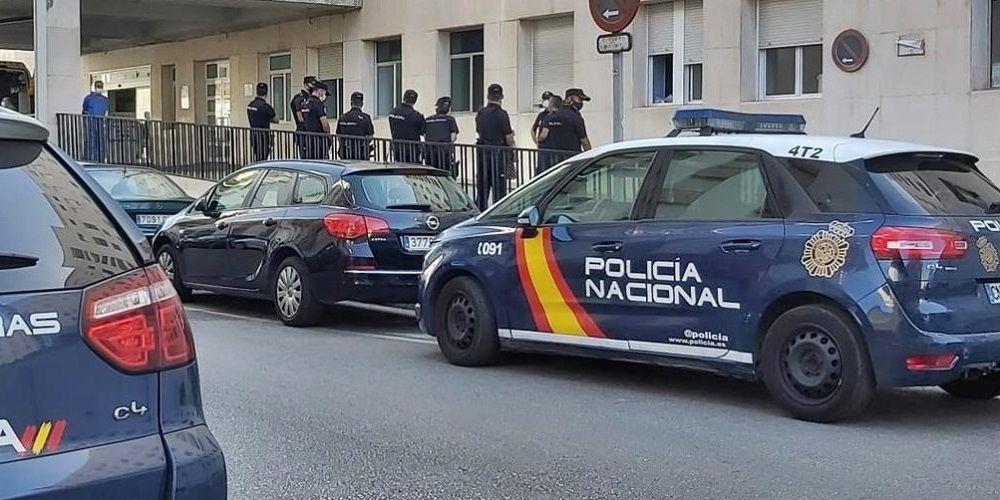 Trasladan de Hospital al Policía herido en una persecución con 'narcos'