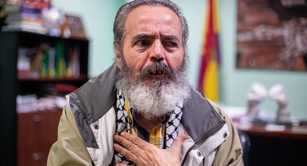 Guardia Civil Sánchez Gordillo