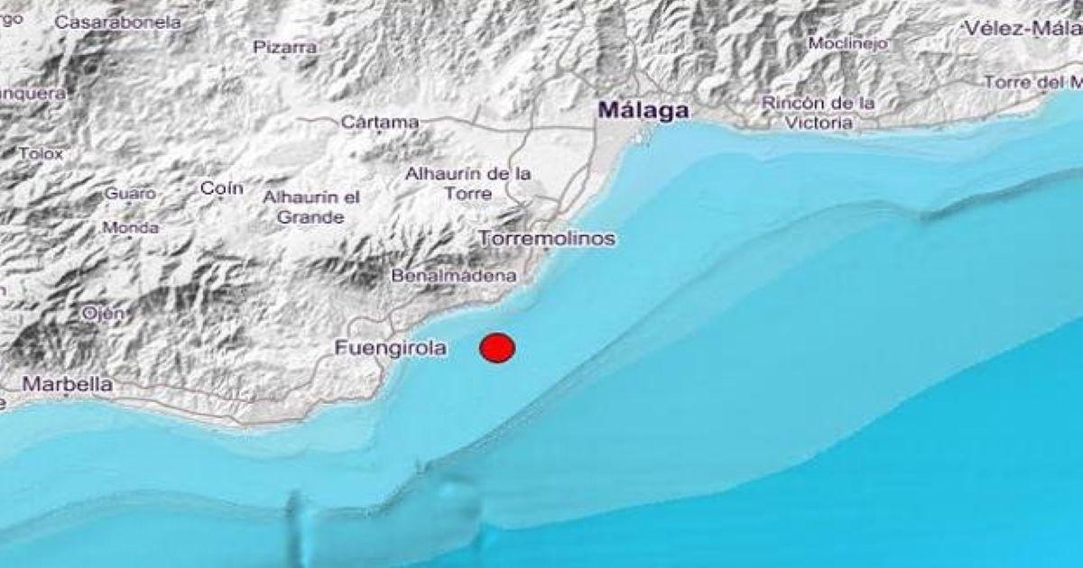 Benalmádena terremoto