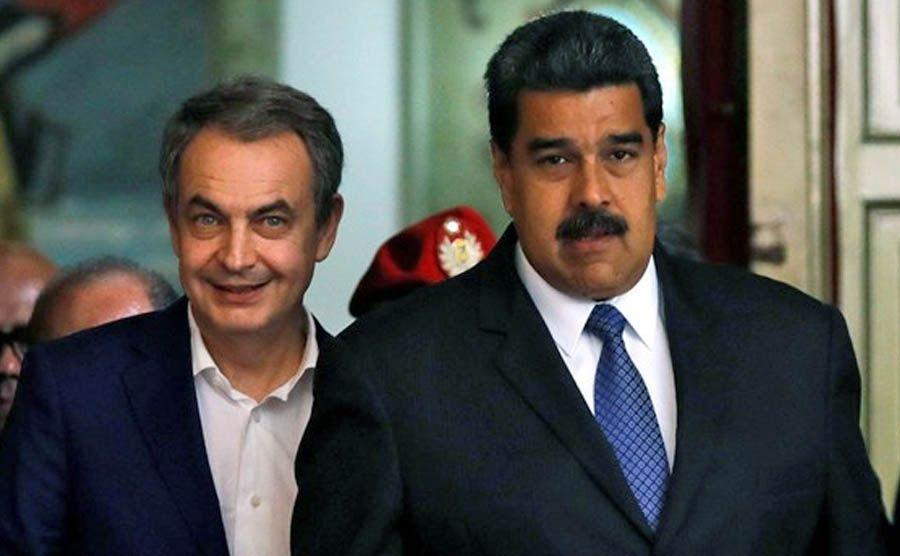 Venezuela Zapatero Nicolás Maduro