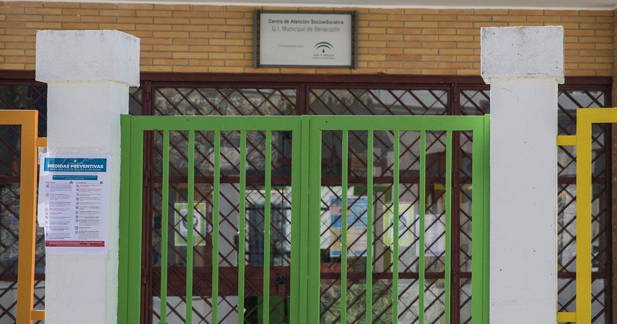 Escuela Infantil de Benacazon Covid-19