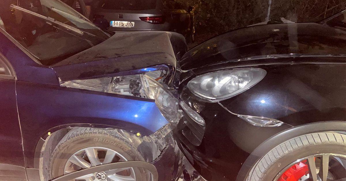 Heridos dos guardias civiles al ser embestidos por un coche que llevaba droga