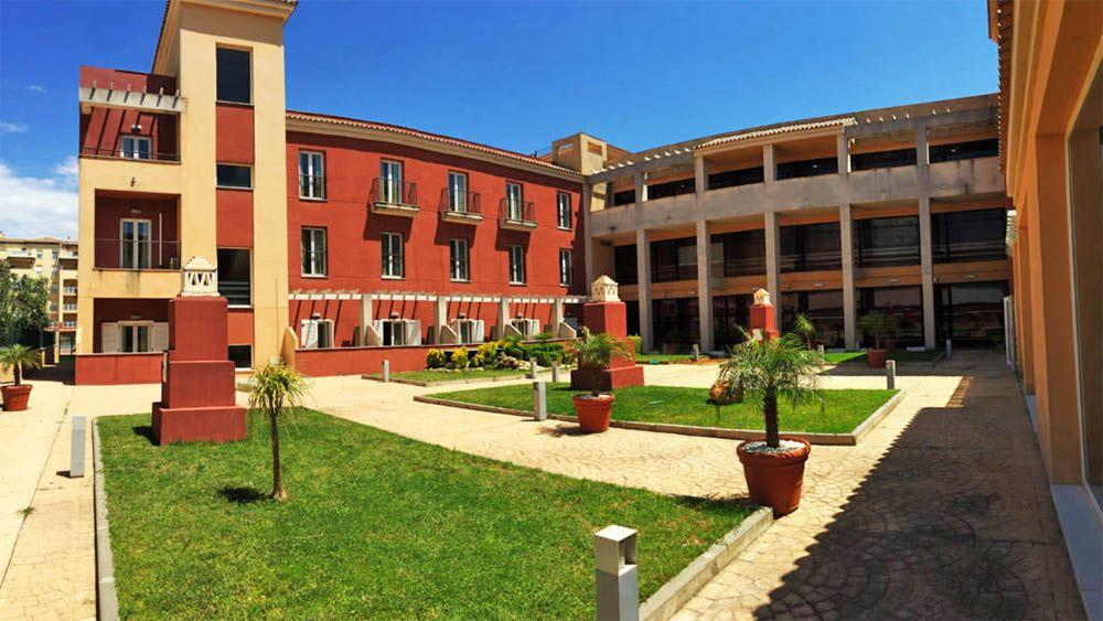 Centro residencial para Personas Mayores Puerto Luz El Puerto