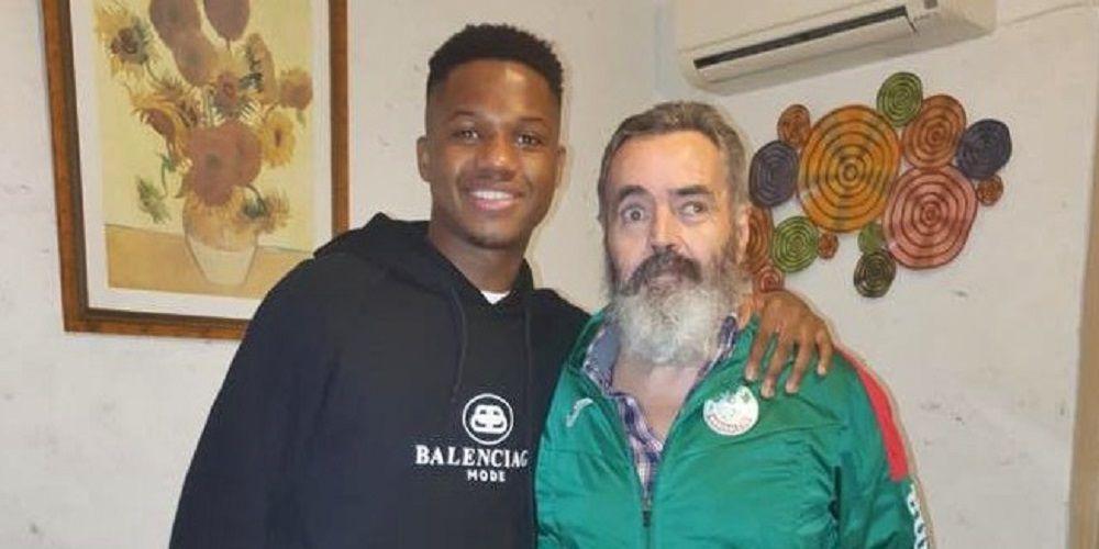 Ansu Fati, el crack mundial que debe su éxito a Sánchez Gordillo