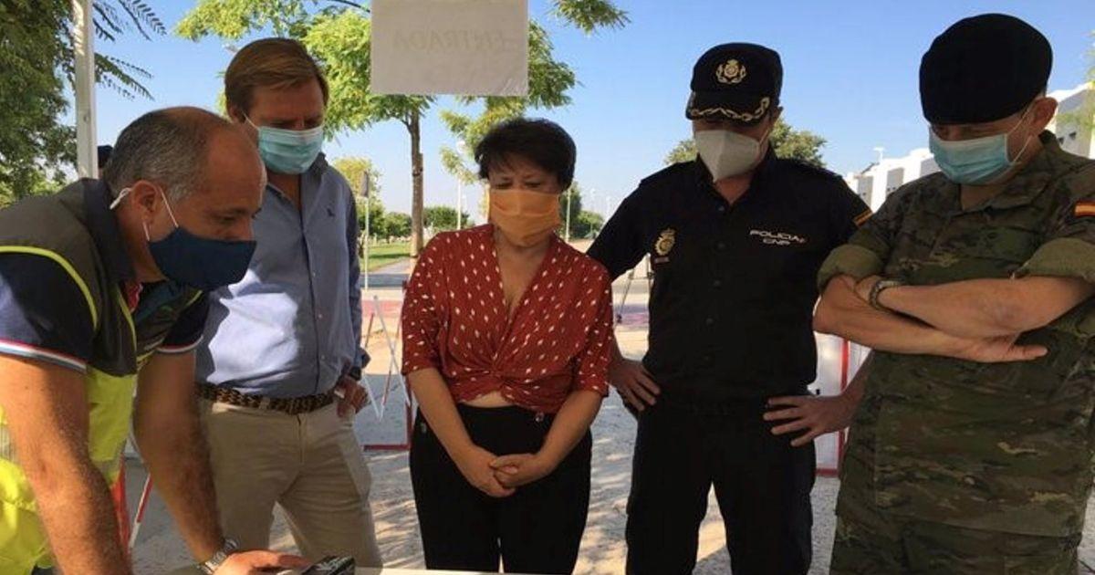 desaparecido Córdoba Ejército