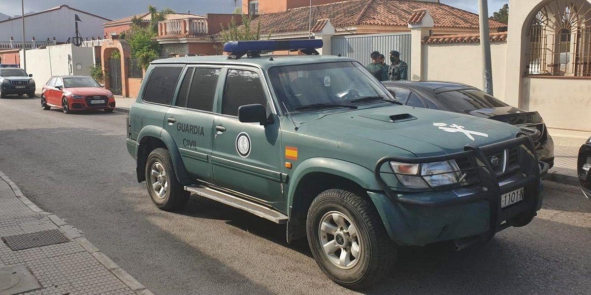 En marcha una macrooperación contra el narcotráfico en Andalucía