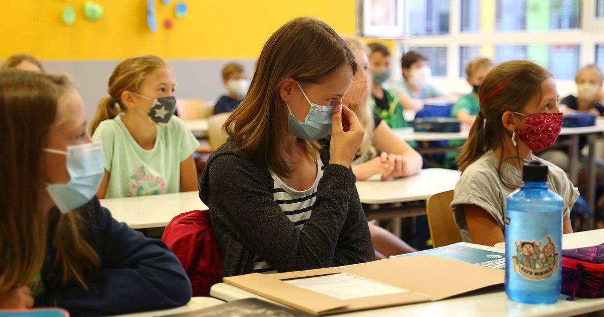 Coronavirus inmunidad ventilación aula Espera