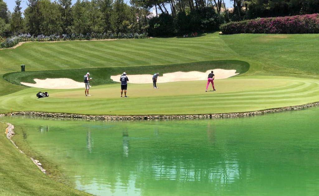 Club Valderrama Golf Estrella Damm