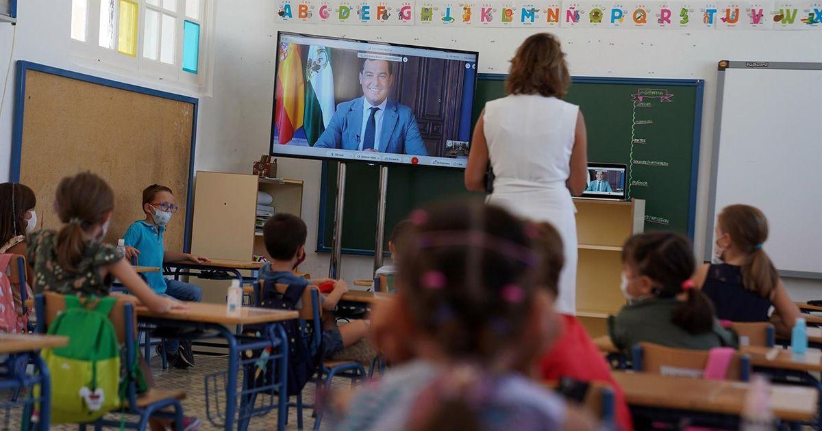 Andalucía colegios Calidad