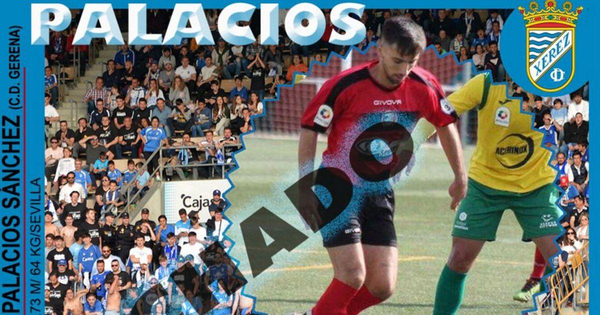 El Xerez CD firma al prometedor Manuel Palacios