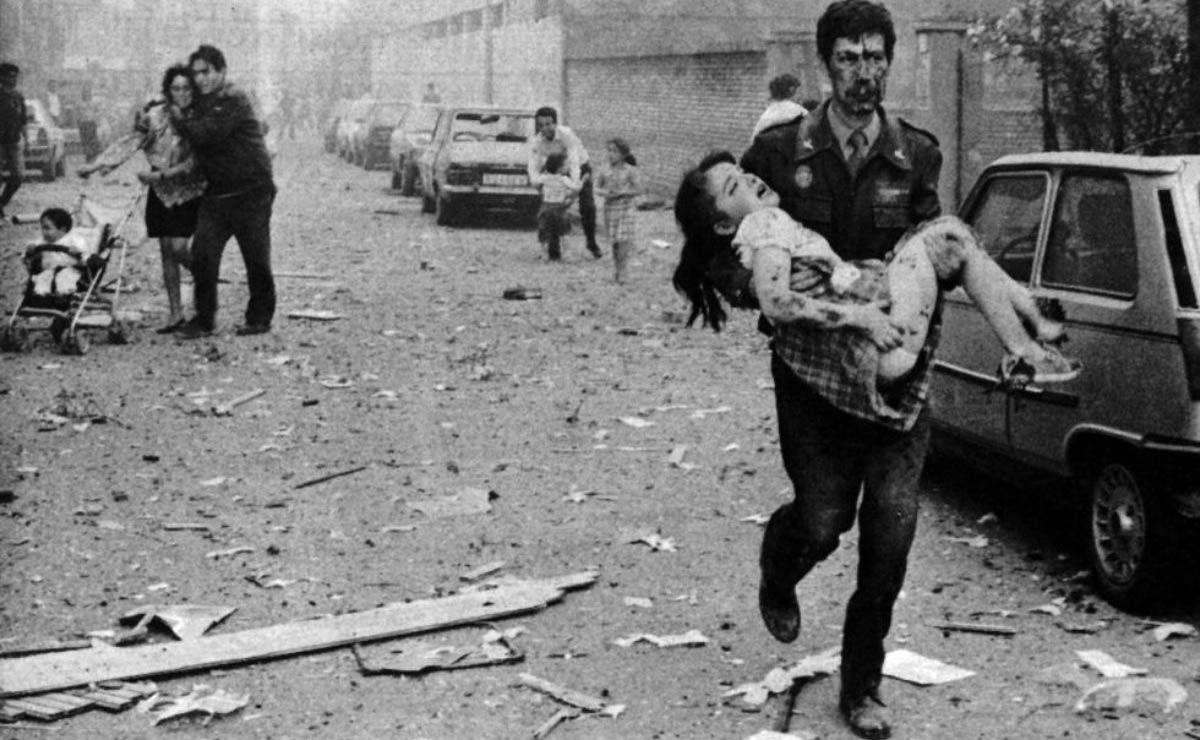 ETA atentado Hipercor terroristas