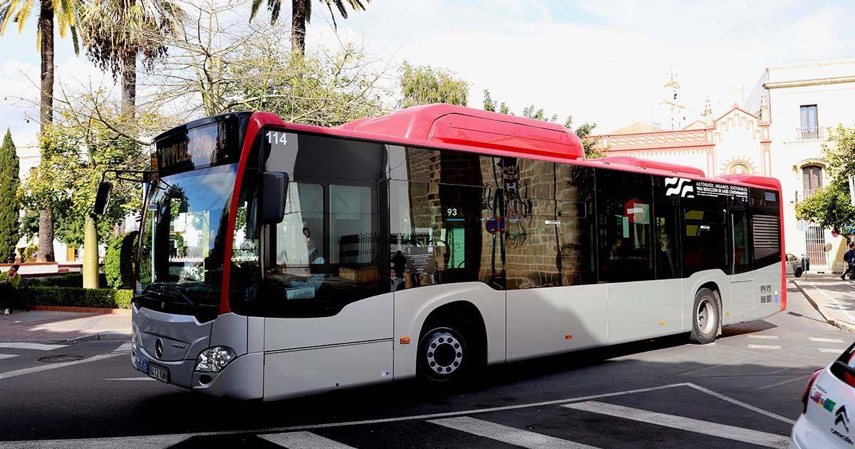 La subida en los billetes de autobús de Jerez será su