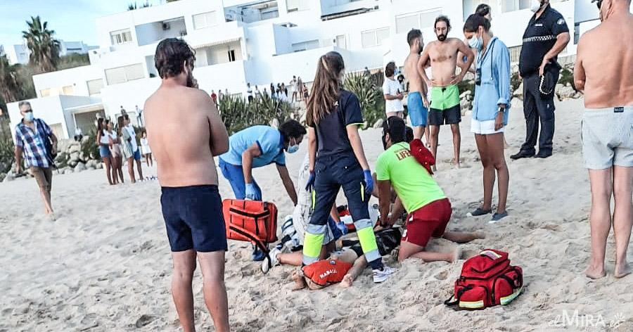muerta ahogada 36 años las redes el puerto playa