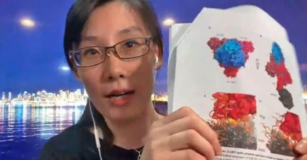viróloga china tiene pruebas de que el coronavirus salió de un laboratorio en Wuhan