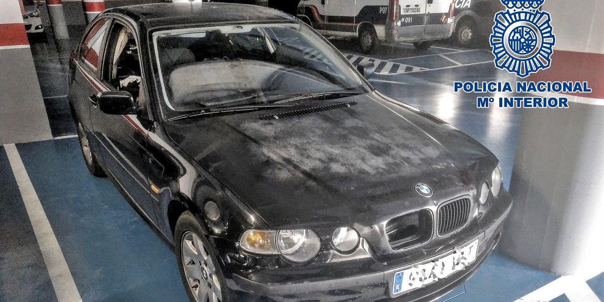 El ladrón de la cuponera en Jerez estuvo a punto de matar a un policía