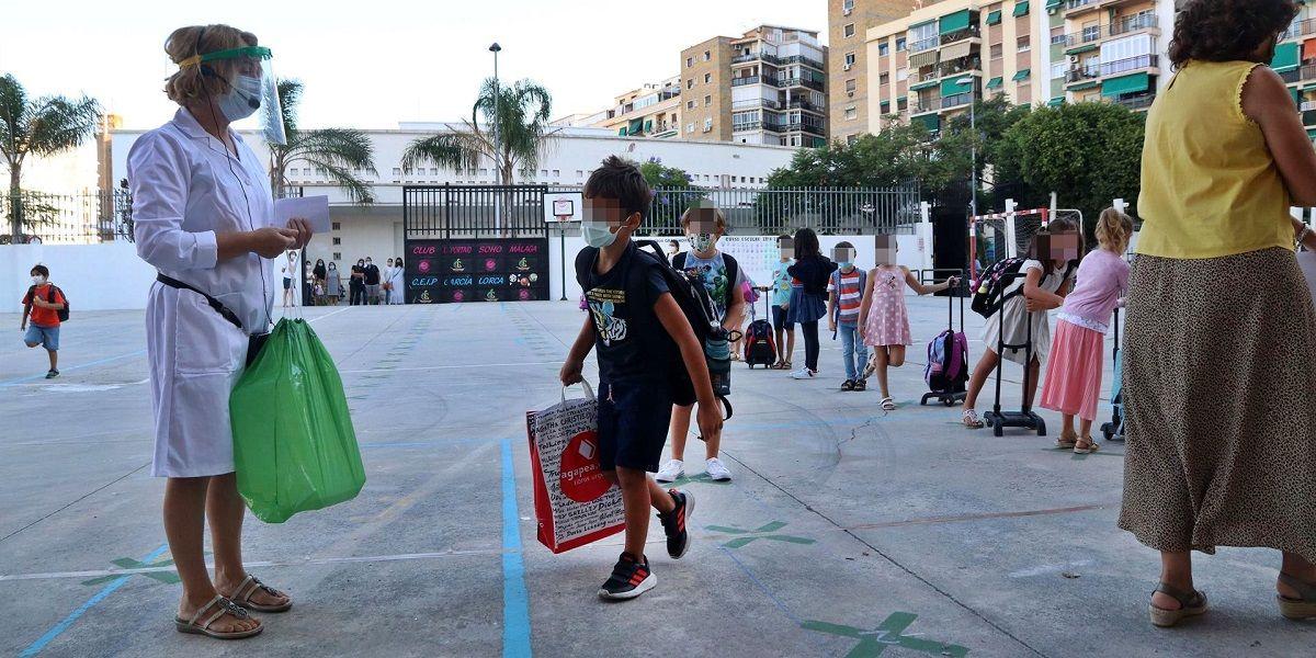 En cuarentena siete clases de tres colegios y dos guarderías en Córdoba