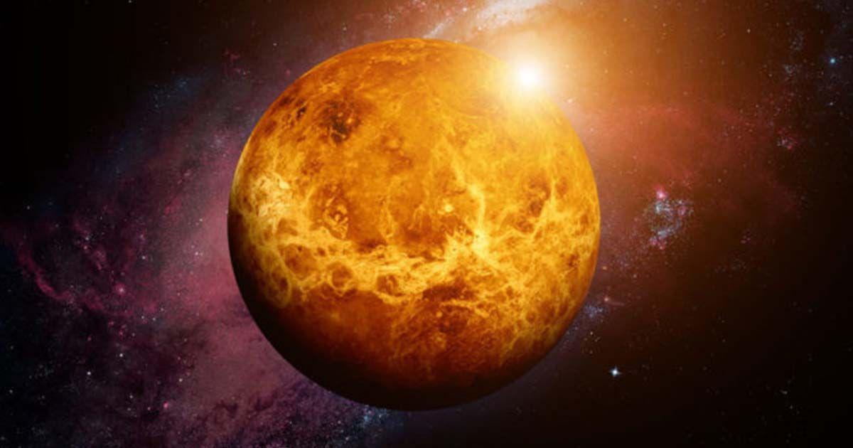 Signos de vida en Venus