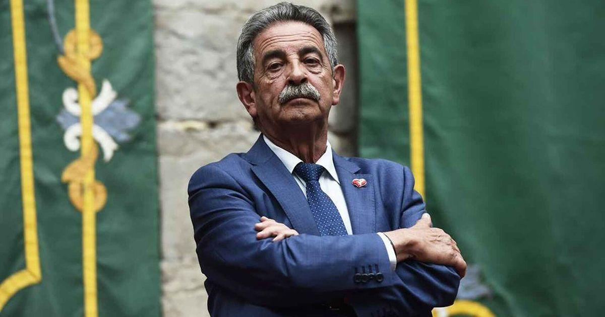 Miguel Ángel Revilla, protagonista este viernes de 'Mi casa es la tuya', bertín osborne