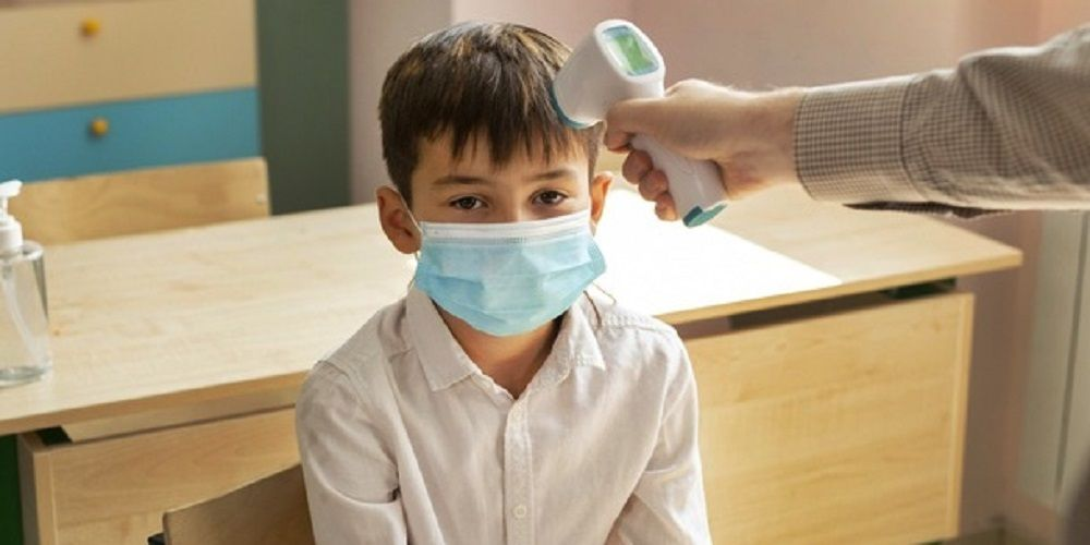 coronavirus Andalucía cierre Covid-19 colegio