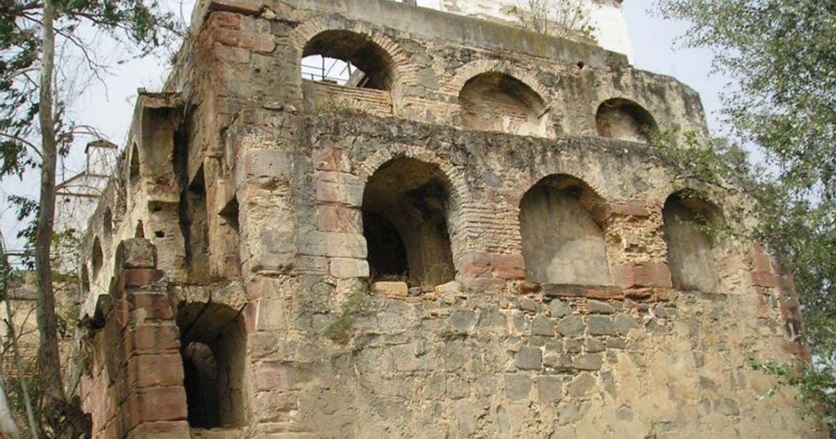 Complejo arqueológico de 'Las Grúas' en Motril