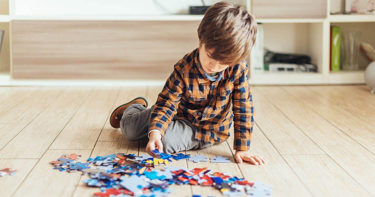 niño puzzle puzzles mosaico mosaicos niños