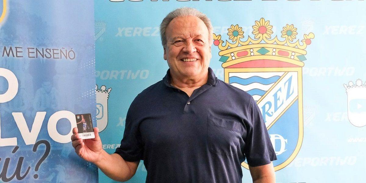 Pedro Pacheco Xerez CD