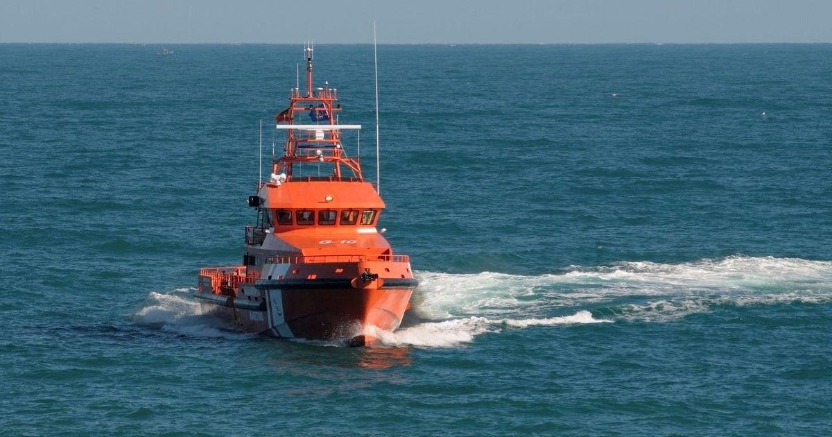 salvamento Marítimo inmigrantes patera El Palmar