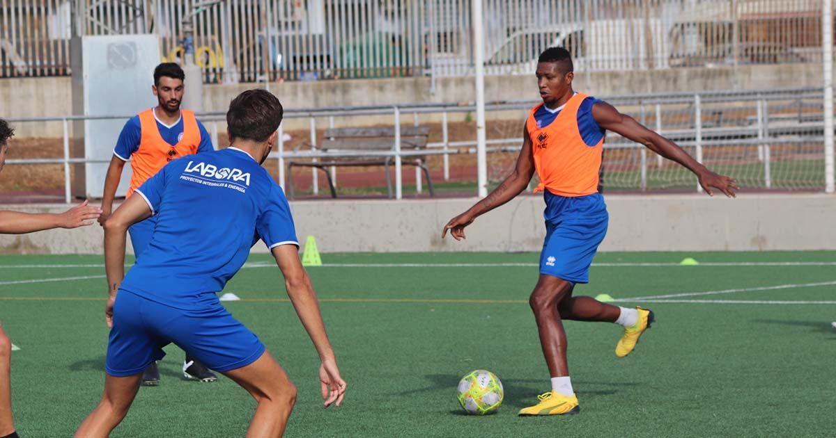 entrenamiento La Granja Xerez Deportivo FC