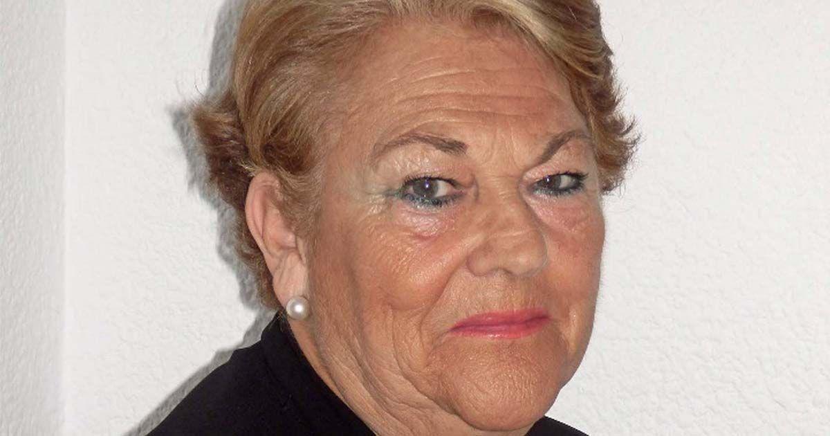 Olga Caballero candidata a presidir la Agrupación de Cofradías