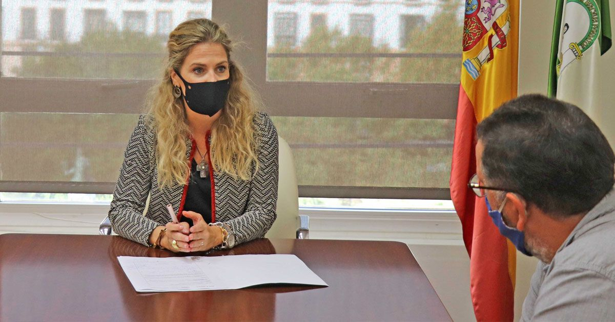 Ana Mestre Alestis Junta de Andalucía