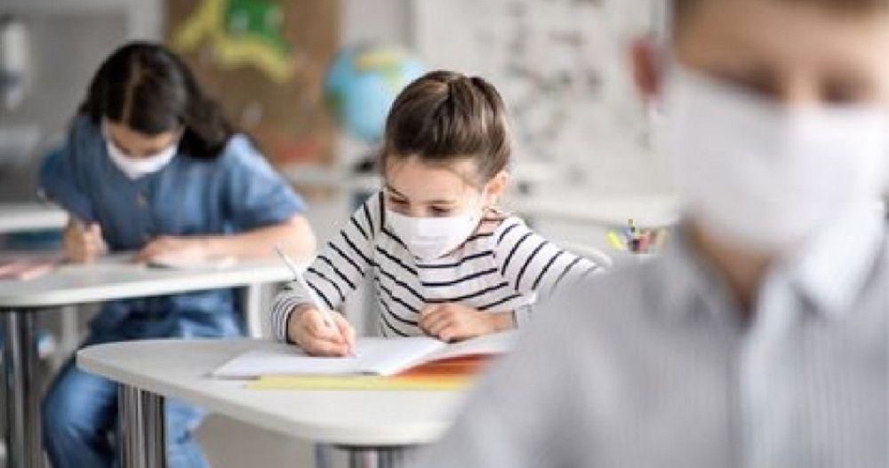 Coronavirus madre hijo colegio Madrid