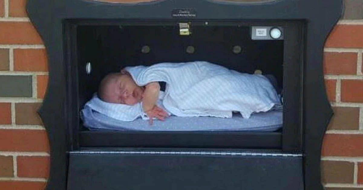 Buzón para bebes