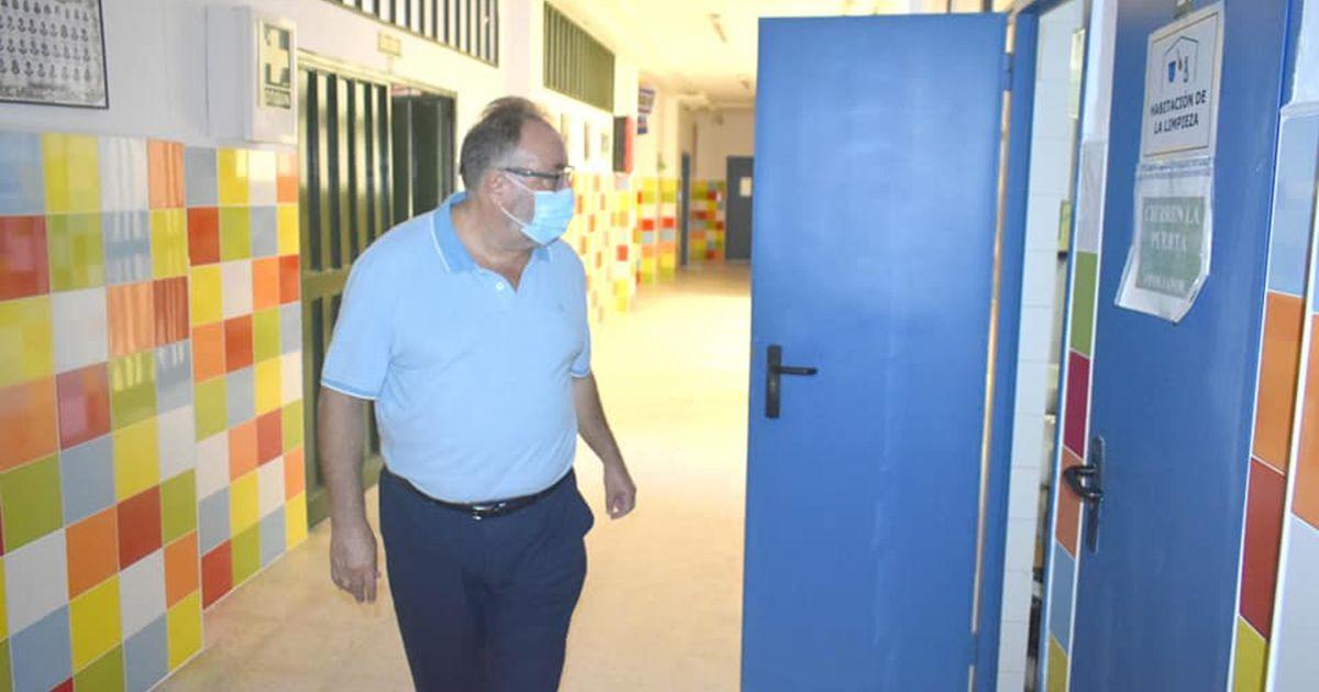 Joaquín Villanova, alcalde de Alhaurín, da positivo en coronavirus
