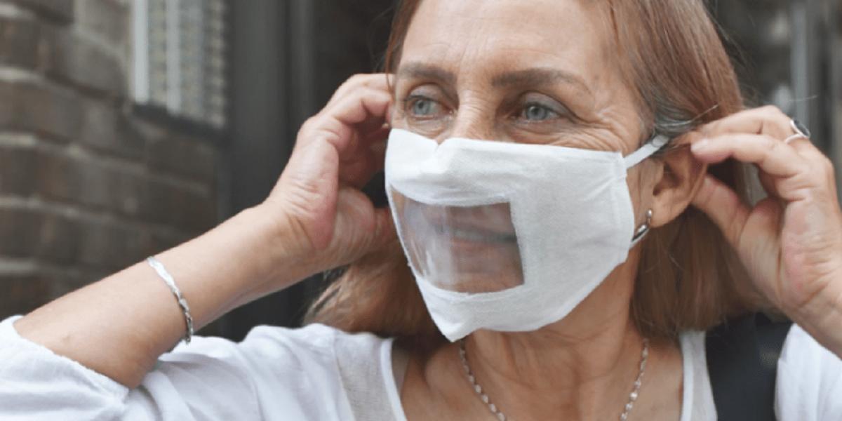 Reclaman al Gobierno que homologue mascarillas para personas sordas