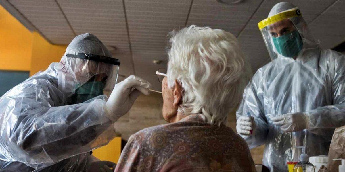 Detectan nuevos brotes de Covid-19 en las residencias de Andalucía Coronavirus asintomáticos