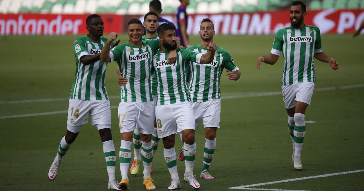 Betis-Valladolid: Pellegrini da con la tecla y firma un comienzo soñado
