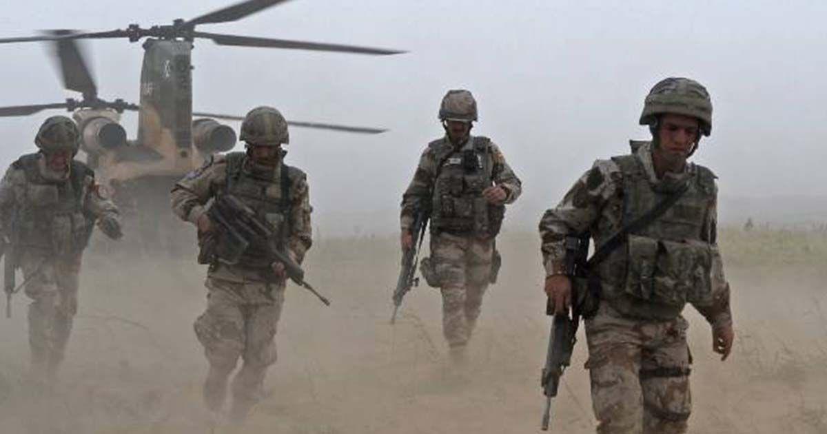 Fuerzas Armadas partcipan en la activación del 'Eagle Eye 20-03'
