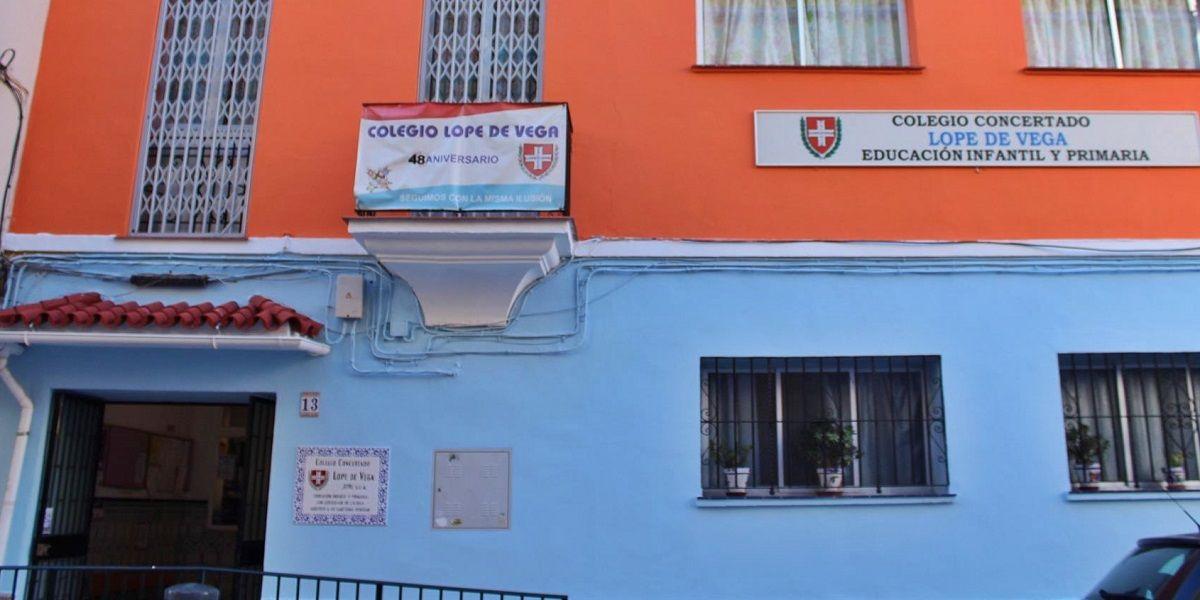 Cierra un colegio al completo en Málaga por casos de Covid-19