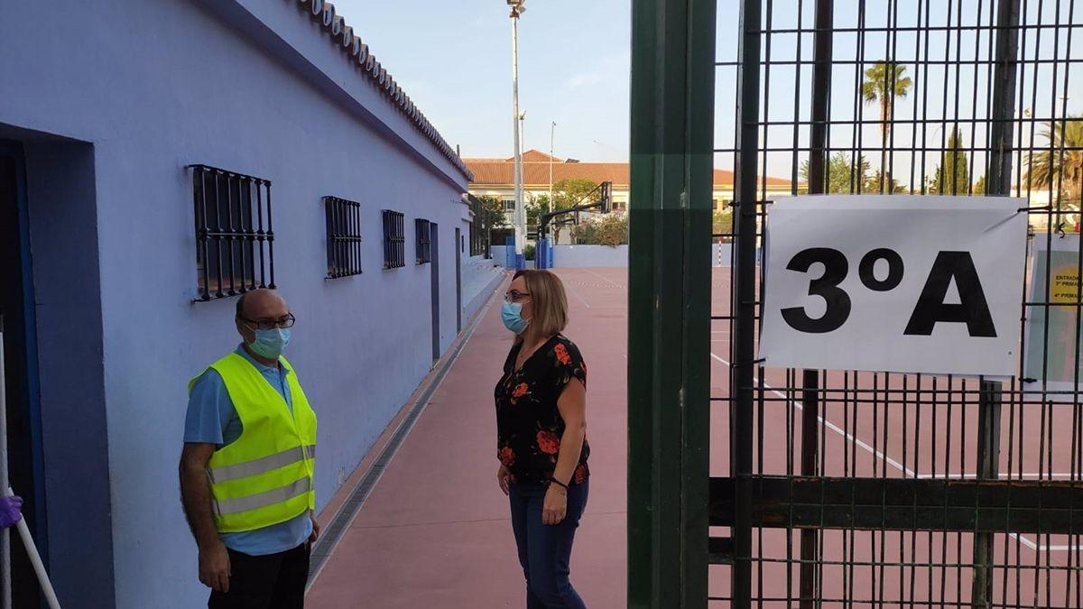 Mijas incorpora controladores de acceso en sus colegios