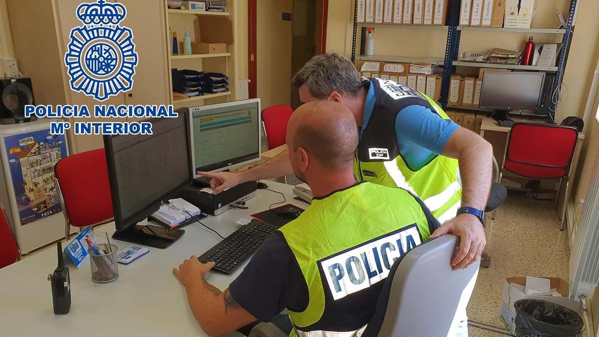 Investigan la estafa de dinero en una página web en Jaén