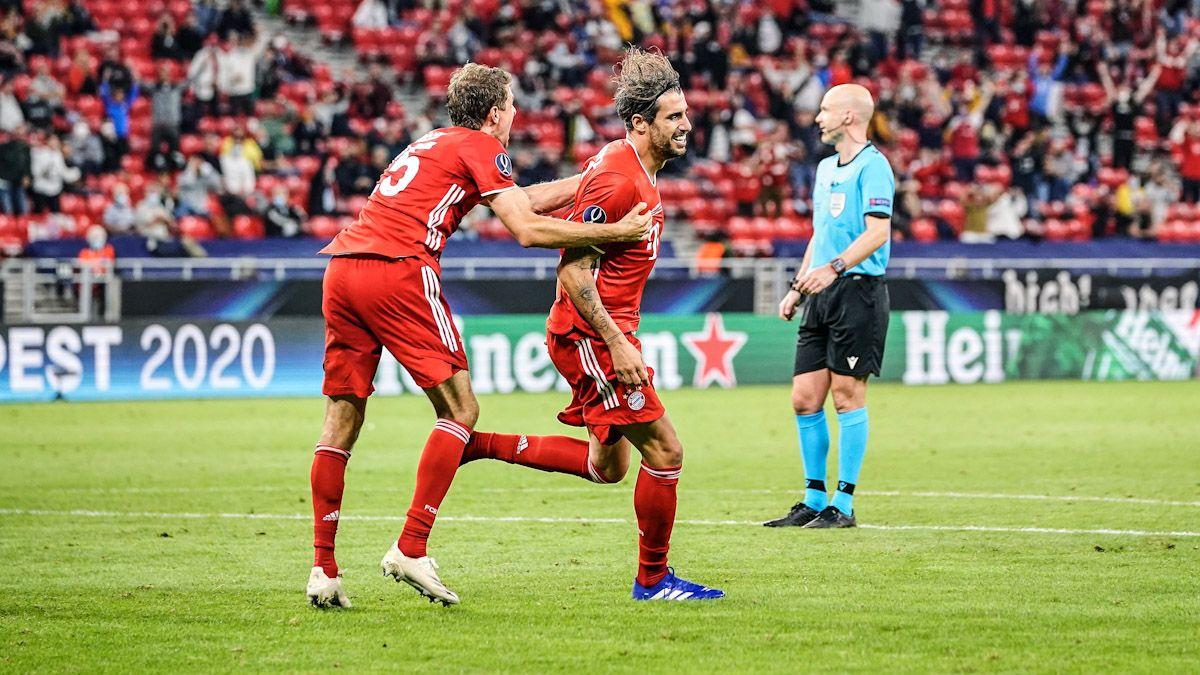 Bayern Munich - Sevilla FC Supercopa de Europa
